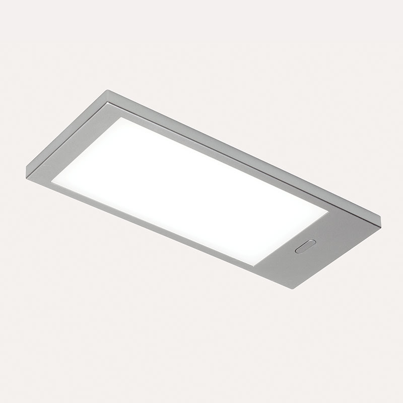 K-PAD Slave Aluminium lighting by Roux Kitchens
