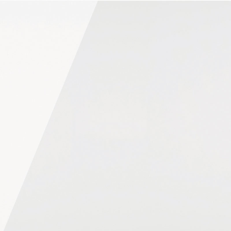 Pouve Gloss White